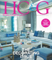 Paul Davis interior design HC&G July 2013